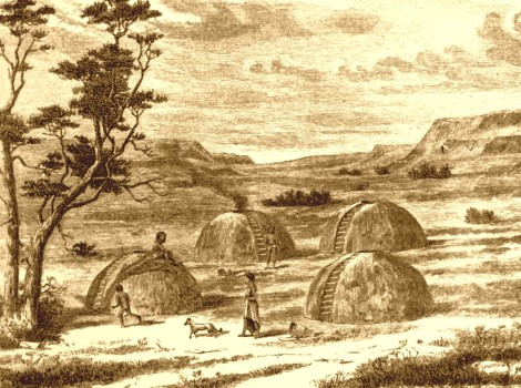 Food Clothing And Shelter Of The Suisune People