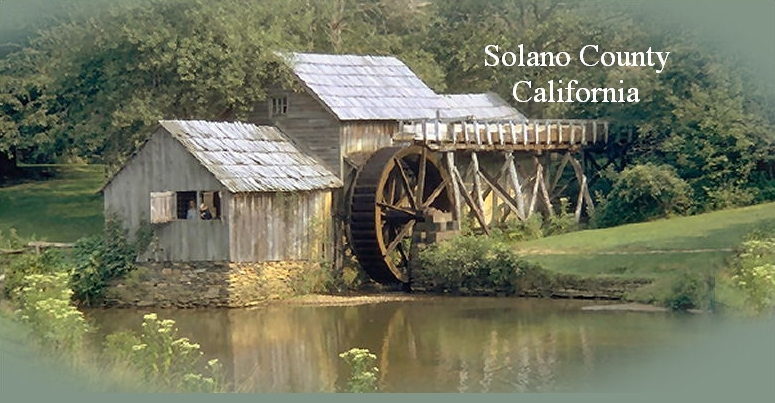 HISTORY OF SOLANO COUNTY by Jerry Bowen